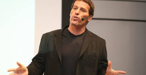 How To Master The Tony Robbins Effect