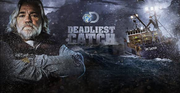 The Perils Of The Deadliest Catch And Why It Made 'Tough Guys' Cry