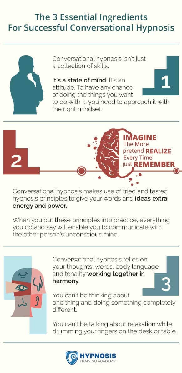 How To Become A Conversational Hypnotist: 9 Essential Skills
