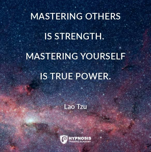 Mastering Yourself Is Strength