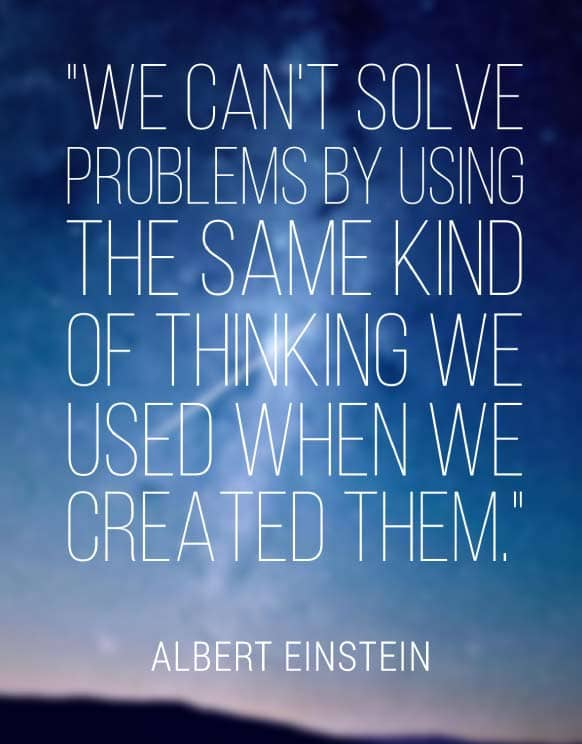 Albert Einstein quotes HTA