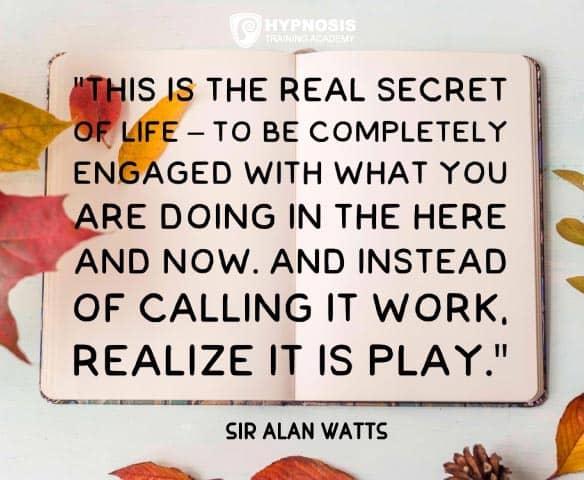 Sir Alan Watts