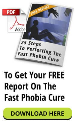 fast phobia cure report banner