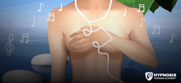 The Effects of Hypnosis & Music: Breast Biopsy