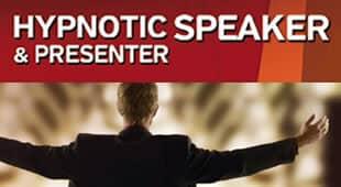 Hypnotic Speaker and Presenter