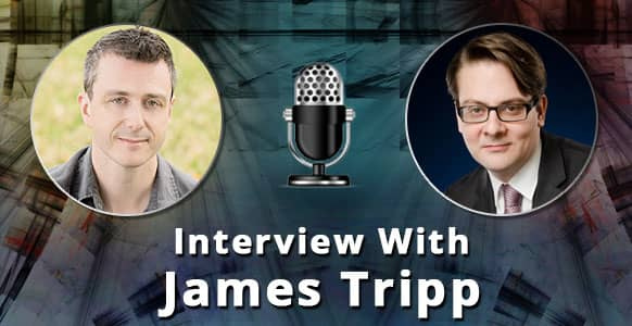 Interview With A Hypnotist: Iconoclast James Tripp Shares The Secrets Of Trance-Less Hypnosis With Igor Ledochowski
