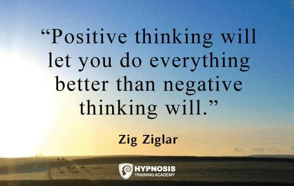 hypnosis training zig ziglar quotes