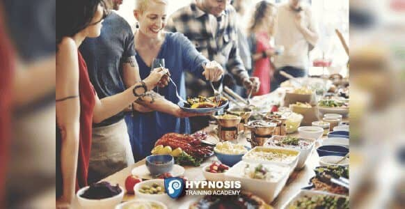 hypnosis for weight loss relationship food