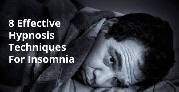Hypnosis For Insomnia: End Sleeplessness Fast With These 8 Proven Hypnosis Techniques For Better Sleep, Health & Energy