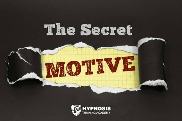 Hypnotic Influence Techniques – Secret Motive