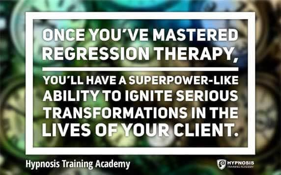hypnosis quotes regression therapy