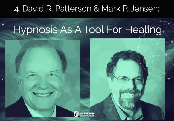 David Patterson's Hypnosis Research