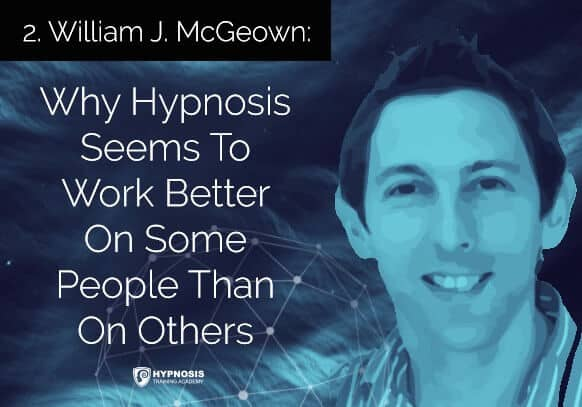 William McGeown's Hypnosis Research