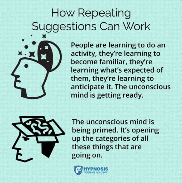 Conversational Hypnosis With Igor Ledochowski – Repeating Hypnotic Suggestions