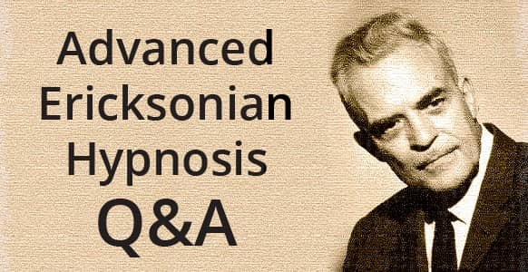 Advanced Ericksonian Hypnosis Q&A: Igor Ledochowski Answers 6 Questions To Deepen Your Insight Into This Unique Style Of Hypnosis