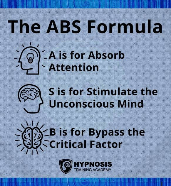 How To Hypnotize Someone For The First Time: The ABS Formula