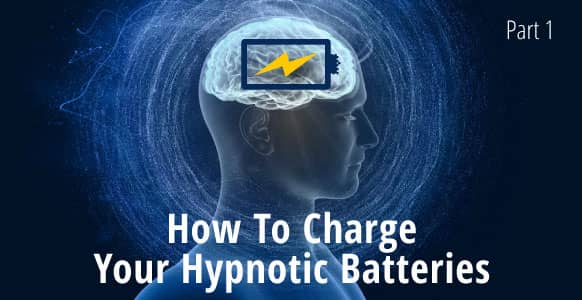 """[DEMO] How To Charge Your """"Hypnotic Batteries"""" – Part 1: Igor's Fresh Approach To Activating Your Hypnotic Trance State (H+)"""