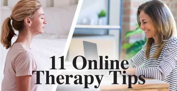 """11 Professional Online Therapy Tips For Hypnotists, Therapists & Nervous Clients New To The World Of """"Telemedicine"""""""