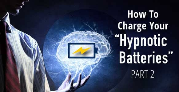 [DEMO] Hypnotic Batteries – Part 2: How To Boost Someone's Mood By Flooding Them With Positive Unconscious Rapport Signals
