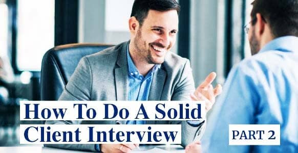 Want To Create Instant Rapport In Your Hypnotherapy Sessions? Discover The Secrets Of Conducting A Rock Solid Client (Part 2)