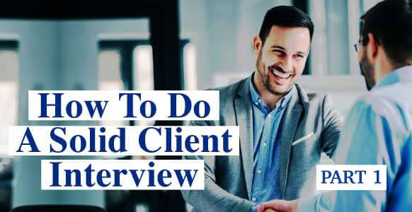 [VIDEO] How To Pre-Frame Your Hypnotherapy Clients For Amazing Results In Your Meet & Greet Interview