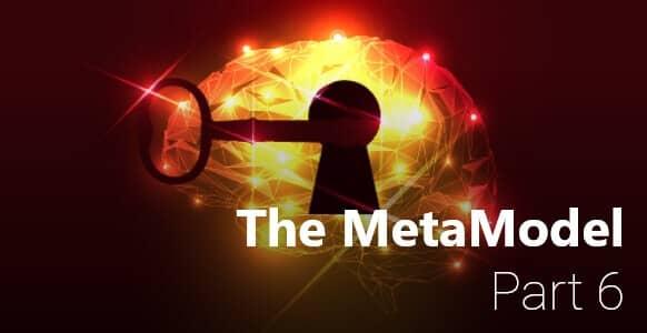 [VIDEO TRAINING] The MetaModel – Part 6: Practical Applications of The MetaModel